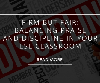 Respect my authority 9 concepts for firm but fair esl classroom firm but fair fandeluxe Gallery