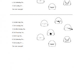 299 FREE Feelings and Emotions Worksheets