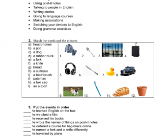 Movie Worksheet: Polish Grandpa Learns English