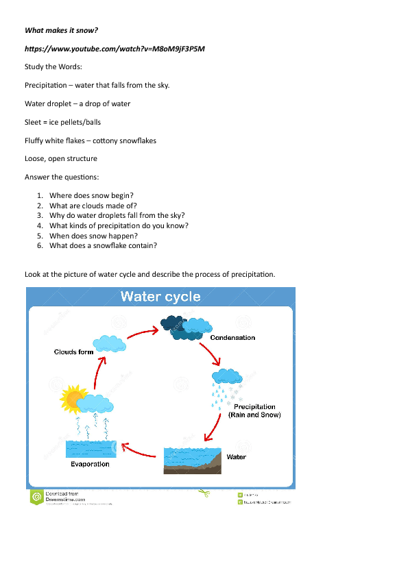 239 Free Weather Worksheets