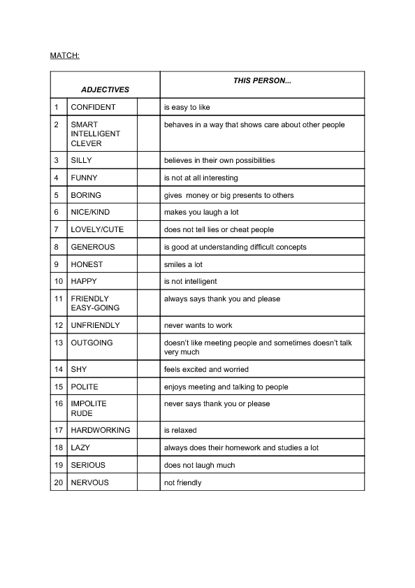 1485422569_personalityvocabulary-0 Worksheet For Descriptive Text on physical worksheets, short worksheets, existential therapy worksheets, scientific worksheets, problem solution worksheets, reading report worksheets, third grade writing worksheets, time order worksheets, geographical worksheets, narrative paragraphs worksheets, historical worksheets, informative worksheets, bivariate worksheets, job related worksheets, rational emotive behavior therapy worksheets, literary response worksheets, literal worksheets, associative worksheets, numerical worksheets, research worksheets,