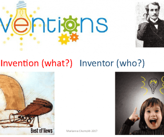 Movie Worksheet: Inventions
