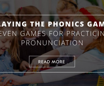 Playing The Phonics Game 7 Games For Practicing Unciation