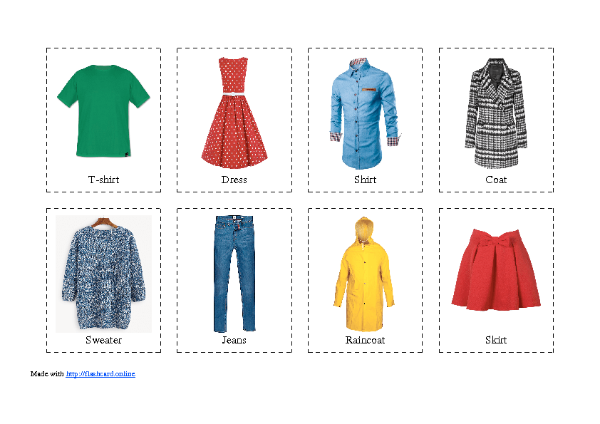 256 free shoppingclothes worksheets