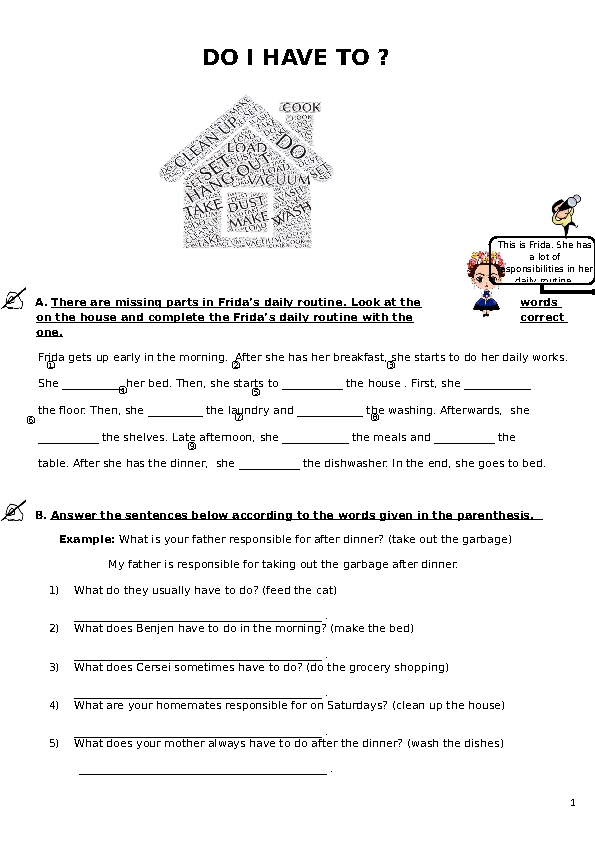 Solving Right Triangles Worksheet Pdf  Free Printable Worksheets On Questions And Short Answers Demonstrative Pronouns Spanish Worksheet Word with Cinderella Worksheets Word Do I Have To Chores Responsible For And Have Tohas To Counting Money Worksheets Printable Excel