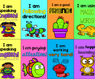 Brag Tags for the EFL classroom