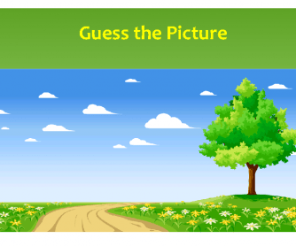 Guess The Picture - Animals