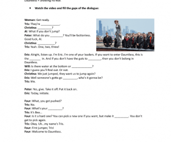 Pictograph Worksheets 1st Grade Busyteacher Free Printable Worksheets For Busy English Teachers Alphabet Worksheets For Kindergarten Pdf Excel with Generate Multiplication Worksheets Pdf Divergent Scene Fill In The Gaps Problem Solving Worksheets 4th Grade Word