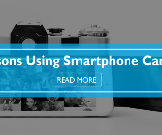 6 Lessons Using Smartphone Cameras