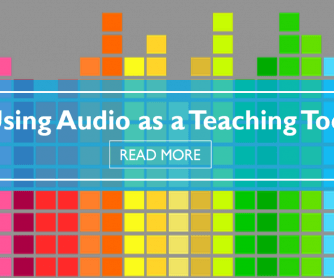 Using Audio as a Teaching Tool