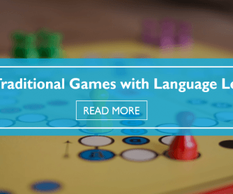 Using Traditional Games with Language Learners