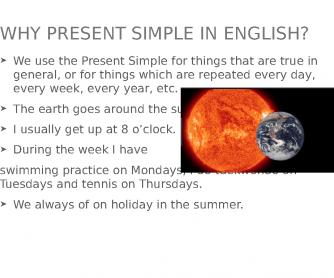 Present Simple - PPT