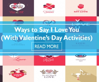 "Ways To Say ""I Love You"" (With Valentine's Day Activities)"