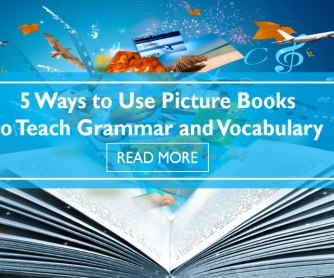 5 Ways to Use Picture Books to Teach Grammar and Vocabulary