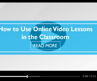 How to Use Online Lessons in the Classroom