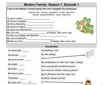 Modern Family - Season 1, Episode 1