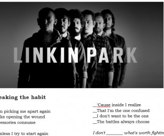 Linkin Park - Breaking the Habit