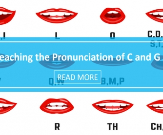 Teaching The Pronunciation of C and G