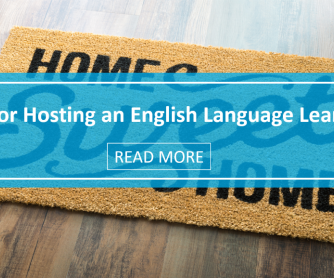 Tips for Hosting an English Language Learner