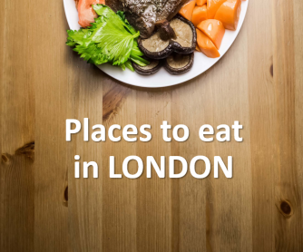 Places to Eat in Britain
