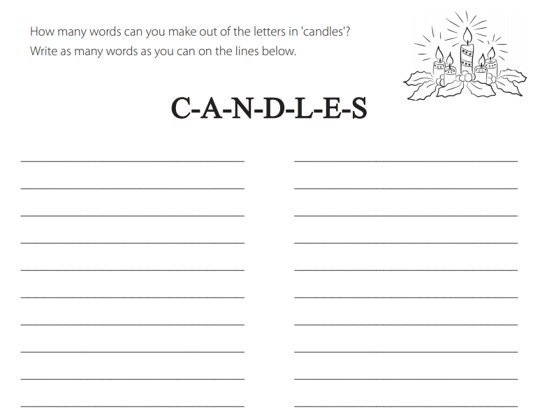 find words containing these letters 174 free december worksheets for your esl classes 21708 | 1542546491 screenshot 156