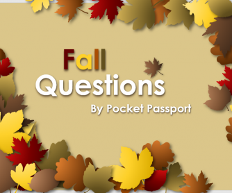 Questions about Fall