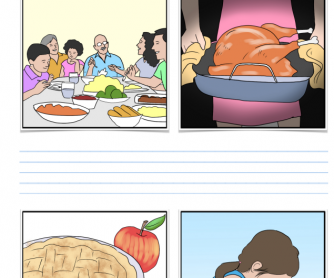 Thanksgiving Flashcards