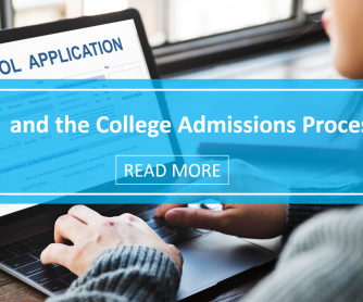 ESL and the College Admissions Process