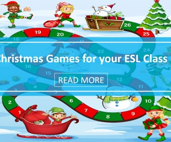 Christmas Games for your ESL class