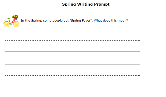 730 free writing worksheets