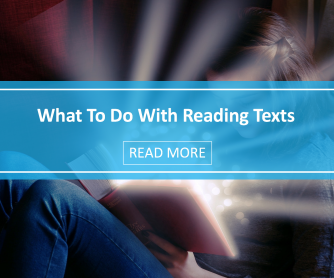What To Do With Reading Texts: 10 Creative Ways