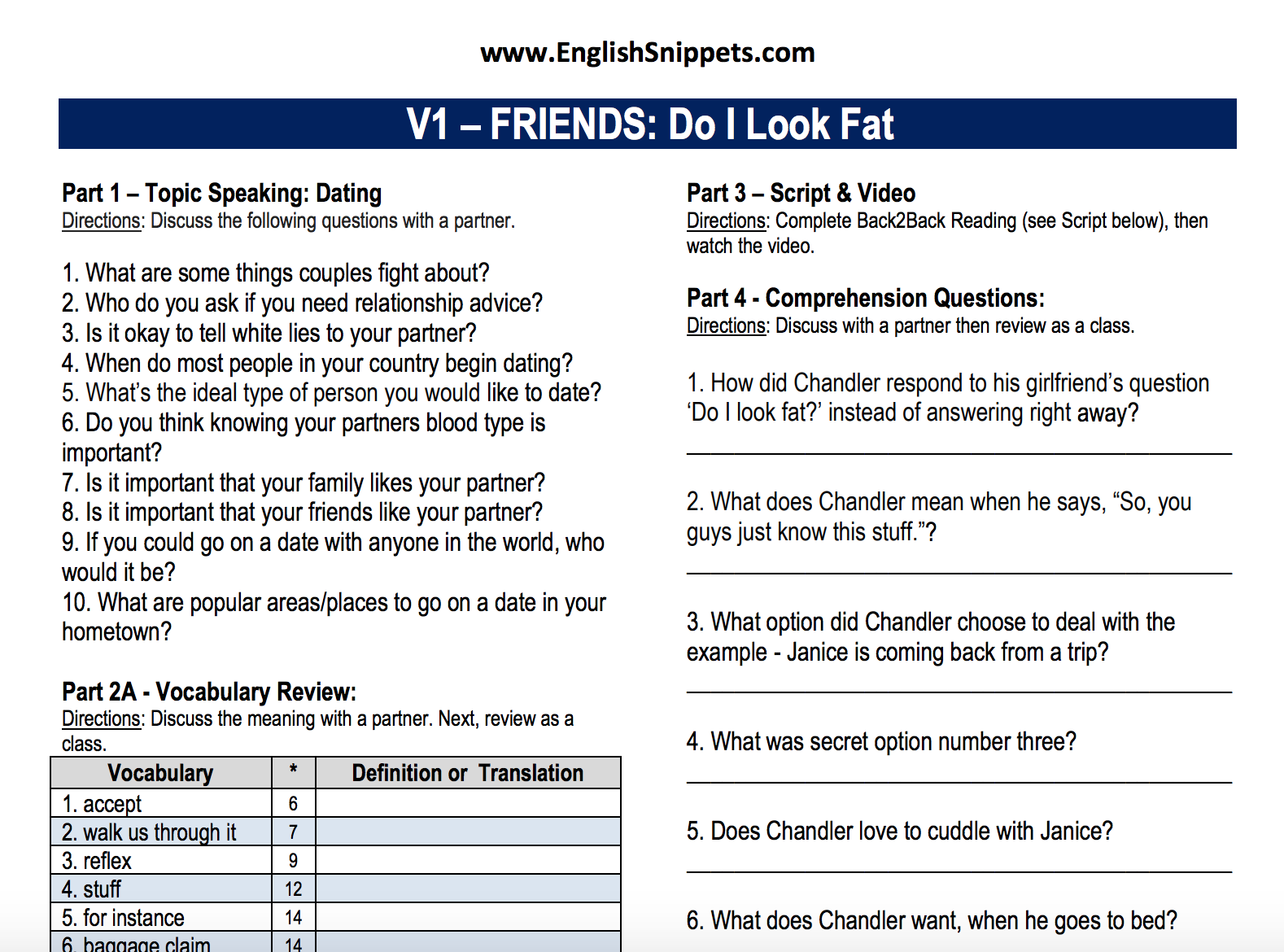 2,950 FREE Listening Worksheets