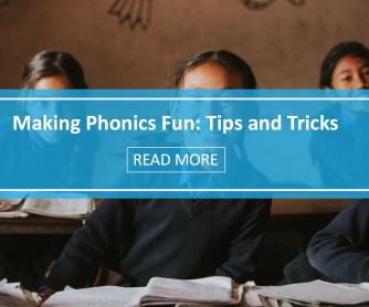 Making Phonics Fun