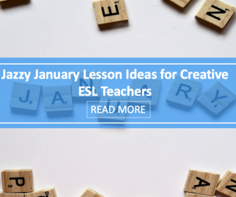 Jazzy January Lesson Ideas For Creative ESL Teachers