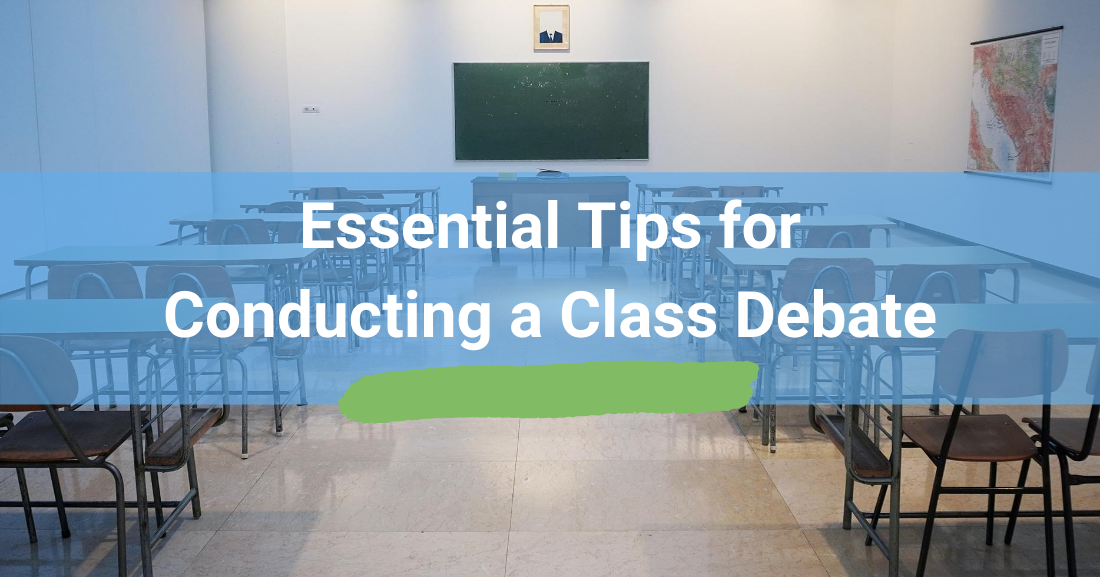 Essential Tips for Conducting a Class Debate