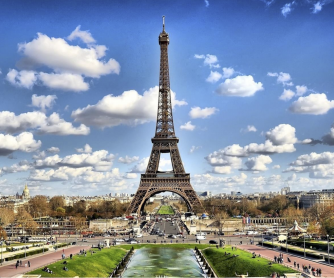 Eiffel Tower Reopens - Listening Comprehension & Speaking