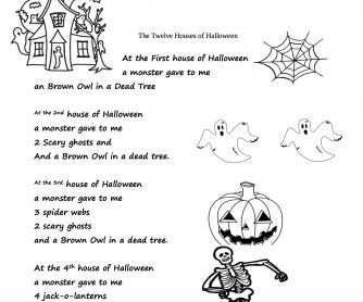 Twelve Houses of Halloween