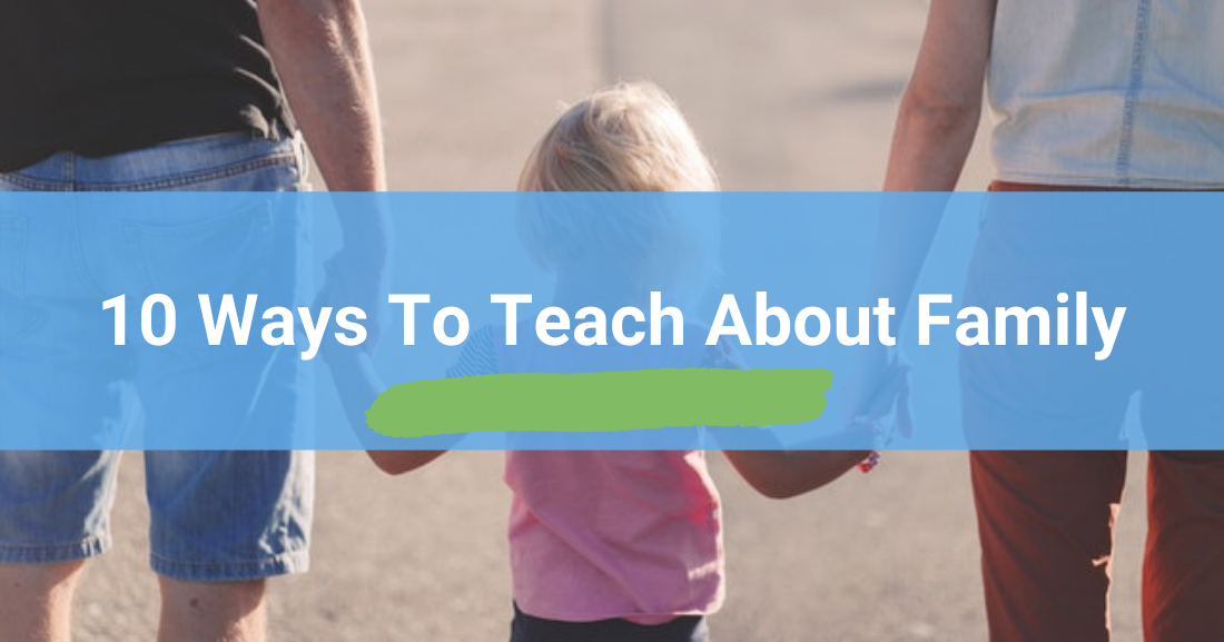 It's All Relative: 10 Ways to Teach about Family