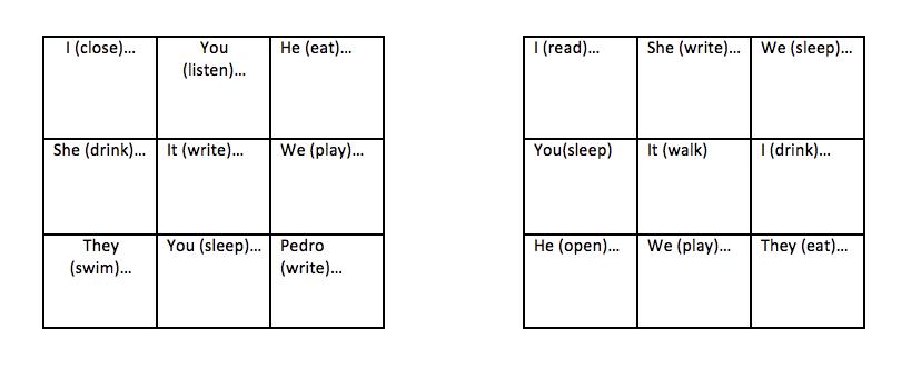 1 057 Free Past Simple Worksheets