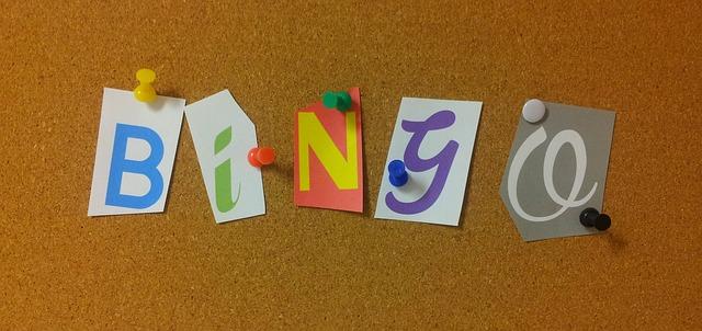 Bingo Teaching Colors in English