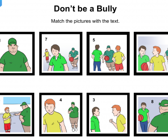 Storytelling about Bullying