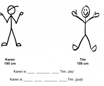 Modifying Comparatives – Examples and Illustrations