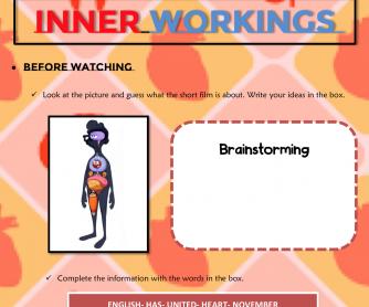 Inner Workings Video Worksheet