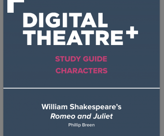 Study Guide – Characters: Romeo and Juliet