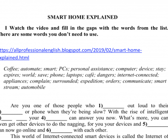Smart Home Explained – Homes and Modern Technology