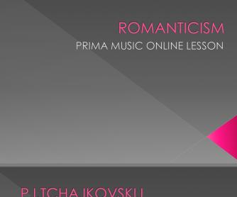 CLIL MUSIC – ROMANTICISM