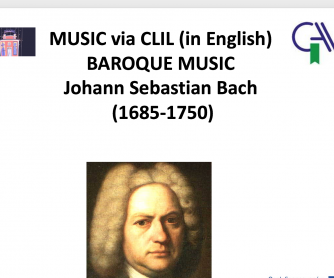 J.S.Bach and Baroque Music