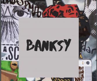 Banksy: Video worksheet with speaking practice