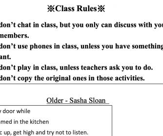 Song Worksheet – Older by Sasha Sloan