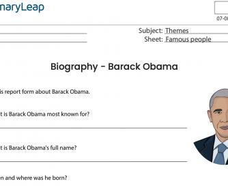 Biography – Barack Obama